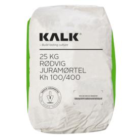 Rødvig Juramørtel Kh 100/400 – (Grøn Pose)
