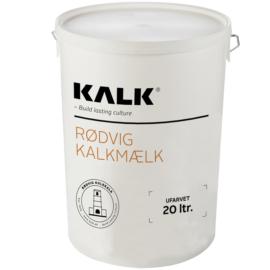 Rødvig Kalkmælk