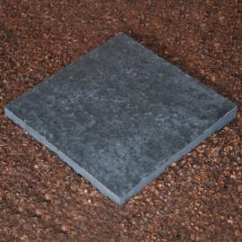 Granit Fliser Udendørs Sort (G684)