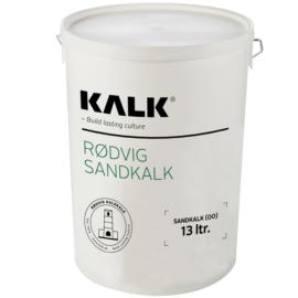 Rødvig Sandkalk (kirkeopskrift)