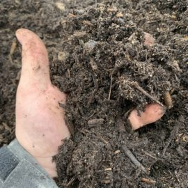 Varmebehandlet kompost
