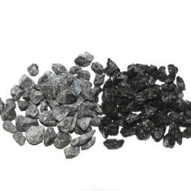 Sort granitskærver